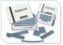 Литеры и наборы резиновых литер Baselock для контактной печати